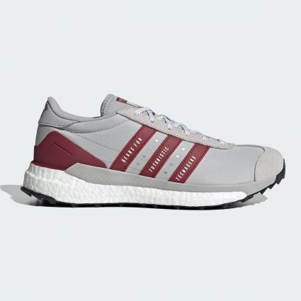 Adidas x Human Made Country Free Hiker Grey/Burgundy S42974