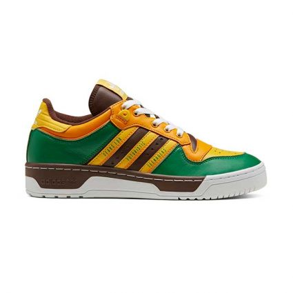 Adidas x Human Made Rivalry Green/White FY1084