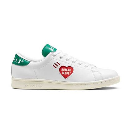 Adidas x Human Made Stan Smith White/Green FY0734