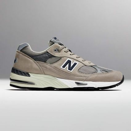 New Balance 991 20th Anniversary Grey Made in England M991ANI
