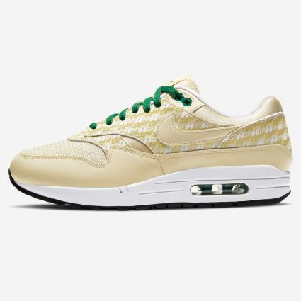 Nike Air Max 1 Premium Lemonade/Lemonade-Pine Green-True White CJ0609-700