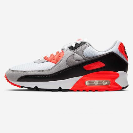 Nike Air Max III White/Black-Cool Grey-Radiant Red CT1685-100