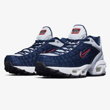 Nike Air Max Tailwind V SP Midnight Navy/University Red CU1704-400