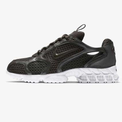 Nike Air Zoom Spiridon Cage 2 Newsprint/White BQ6817-008