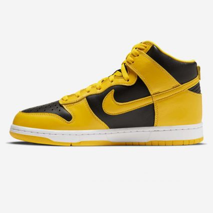 Nike Dunk High SP Black/Varsity Maize CZ8149-002