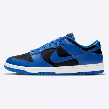 Nike Dunk Low Retro Black/Hyper Cobalt-White DD1391-001
