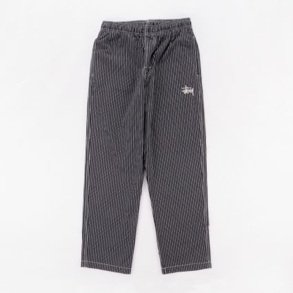 Stussy Brushed Cotton Relaxed Pant Stripe1