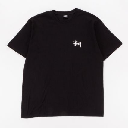 Stussy Design Group 21 T-Shirt Black1
